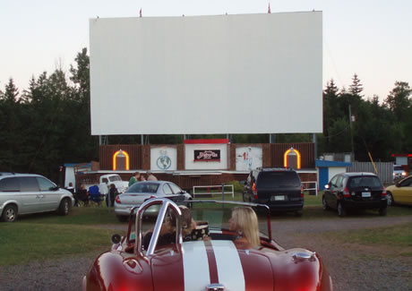 Drive In Charlottetown